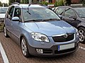 Skoda Roomster Scout 20090603 front.JPG