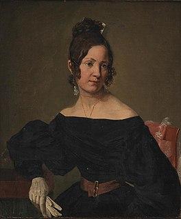 Anna Nielsen (1803–1856) Danish actor and opera singer