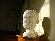 Skulptur Werner Heisenberg