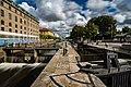 Slussportar - Lock gates - Flickr - lmbythesea.jpg
