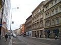Smíchov, Štefánikova, od Arbesovo náměstí k ulici Viktora Huga.jpg