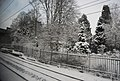 Snowscene by the West Coast Main Line, Abbots Langley - geograph.org.uk - 2259398.jpg