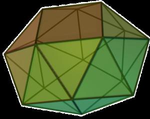 Snub square antiprism - Image: Snub square antiprism