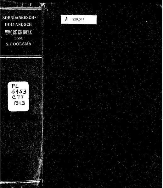 File:Soendaneesch-Hollandsch Woordenboek.pdf