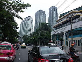 Watthana District - Thong Lo