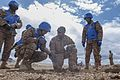 Soldiers with the Mongolian Armed Forces participate in minefield self-extraction training during Khaan Quest 2016 (Image 1 of 23) 160525-M-BN829-023.jpg