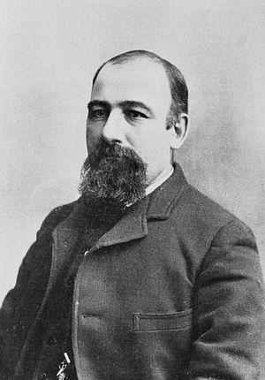 Solomon Butcher - Butcher, ca. 1901