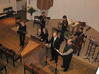 Helmut Kickton - Image: Soloquartet and strings