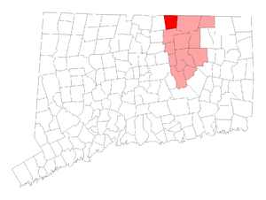 Somers, Connecticut - Image: Somers CT lg