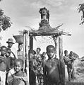 Songye power figure, protector of the village, Nsapo region, Congo (Democratic Republic). Photo by Eliot Elisofon (1947).jpg