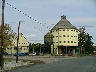 Sopronhorpács Place in Western Transdanubia, Hungary