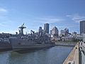 South Korean Navy vessels, Montreal (2013-10-14).jpg