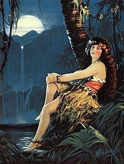 South Seas genre Literary and film genre