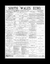 echo south wales