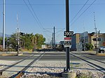 South along tracks from Meadowbrook station, Aug 16.jpg