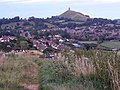 Southern Glastonbury from Wearyall Hill - geograph.org.uk - 217667.jpg