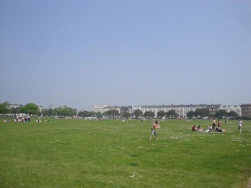 Southsea Common in May 2012 3