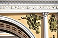 Spandrel of the Triumphal Arch, Palace Square, St. Petersburg (36806102610).jpg