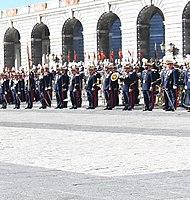 Spanish Royal Guard Band, November 2017 03.jpeg