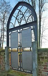 Grab im Schlosspark (Quelle: Wikimedia)
