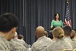 Spokane news anchor speaks at Women's History Month event 150317-F-JZ707-028.jpg