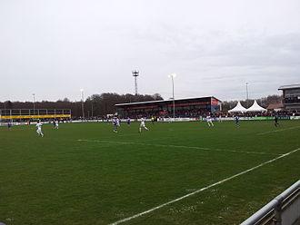 BSV Schwarz-Weiß Rehden - Sportplatz Waldsportstätten