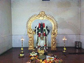 SriSwarnaKalaBhairavar