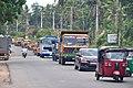 Sri Lanka, Kurunegala, traffic jam (2).JPG