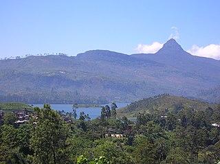 Central Highlands of Sri Lanka geographic region
