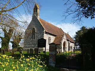Britwell Salome Human settlement in England
