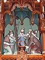 St.Oswald - Hochaltar St.Oswald im Gebet vor der Schlacht 1.jpg