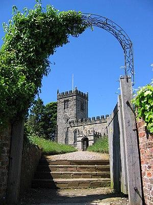 Crayke - St. Cuthbert's Church, Crayke