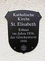St. Elisabeth (Schönberg)-04-Schild.jpg