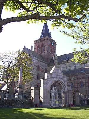St Magnus Cathedral - St. Magnus Cathedral