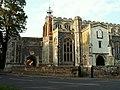 St. Mary's church, East Bergholt, Suffolk - geograph.org.uk - 251275.jpg