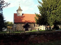 St. Nicholas' church, Little Braxted, Essex - geograph.org.uk - 136940.jpg