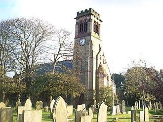Crossens - Image: St Johns Church Crossens