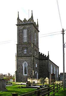 Killyman Human settlement in Northern Ireland