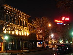Saint Anthony Main - Saint Anthony Main at night