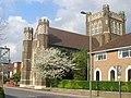 St Edward the Confessor Church, Finchley Road NW11 - geograph.org.uk - 1249555.jpg
