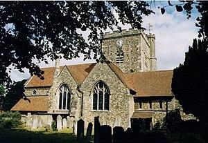 Grade II* listed buildings in Havant (borough) - Image: St Faith, Havant geograph.org.uk 1512518