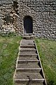 St Leonard's Tower, West Malling - view of west entrance.jpg