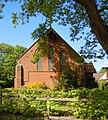St Martin-by-the-Green Church, Dene Lane, Lower Bourne, Farnham (May 2015) (7).JPG