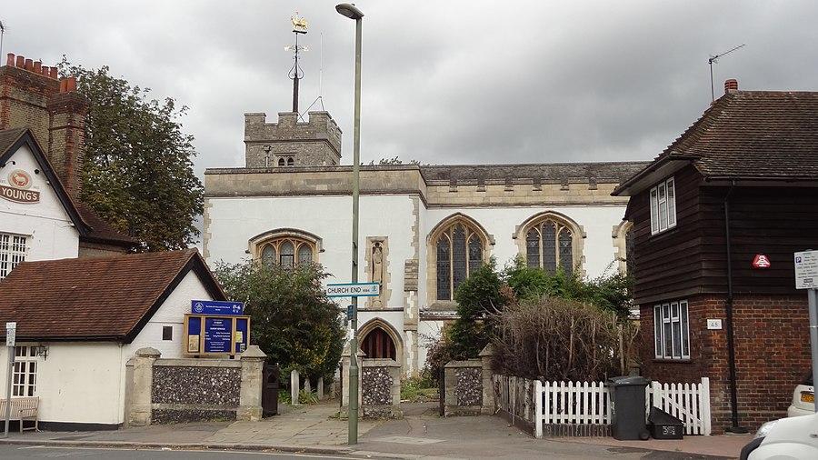 St Mary's Church, Hendon