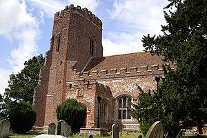 Layer Marney - St Mary the Virgin Church