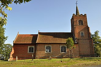 Theydon Mount - Image: St Michael's, Theydon Mount. geograph.org.uk 1423206