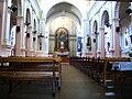 St Patrick's Basilica, Dunedin, NZ interior.JPG