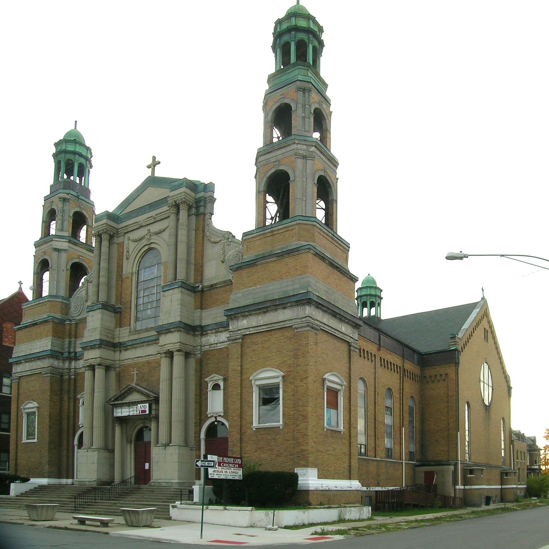 Church Buildings For Sale In Detroit