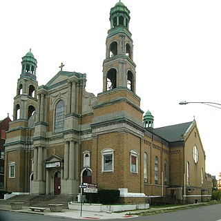St. Stanislaus Bishop and Martyr Roman Catholic Church church building in Detroit, United States of America