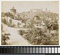 Stadsgezicht van Neurenberg Nurnberg, panorama vom Hallertor (titel op object), RP-F-F18296.jpg